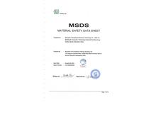 鼓feng机MSDS化xue测试bao告